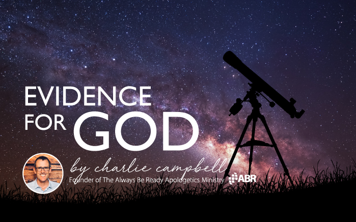 God evidence apologetics