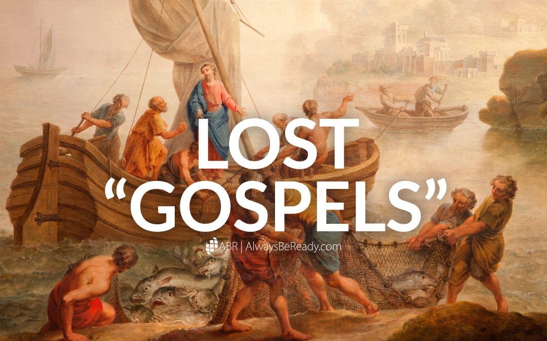 Lost Gospels | Are there Lost Gospels? What is the Gospel of Thomas?
