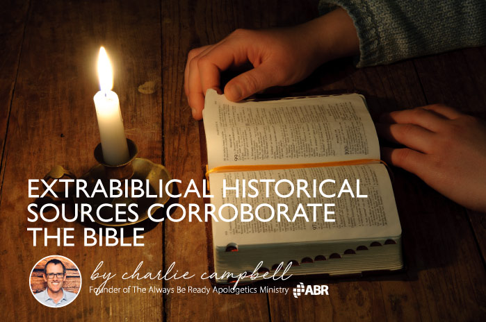Extrabiblical Historical Sources Corroborate Biblical Details