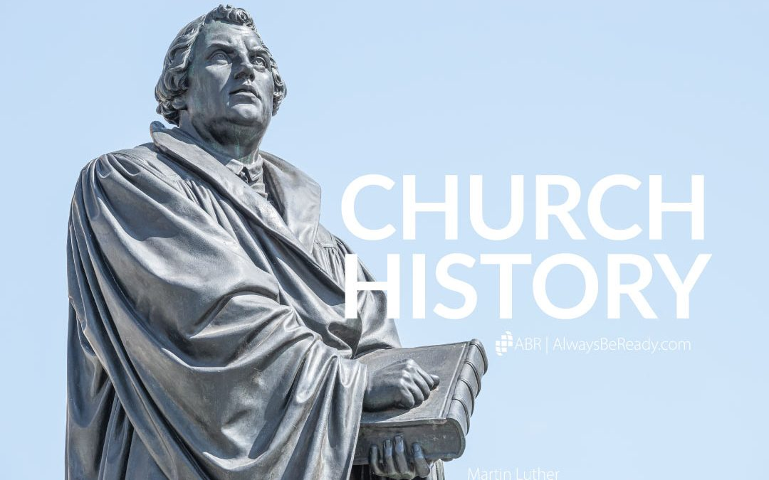 Church History   Fascinating People and Events