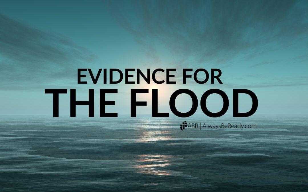 Evidence for the Flood